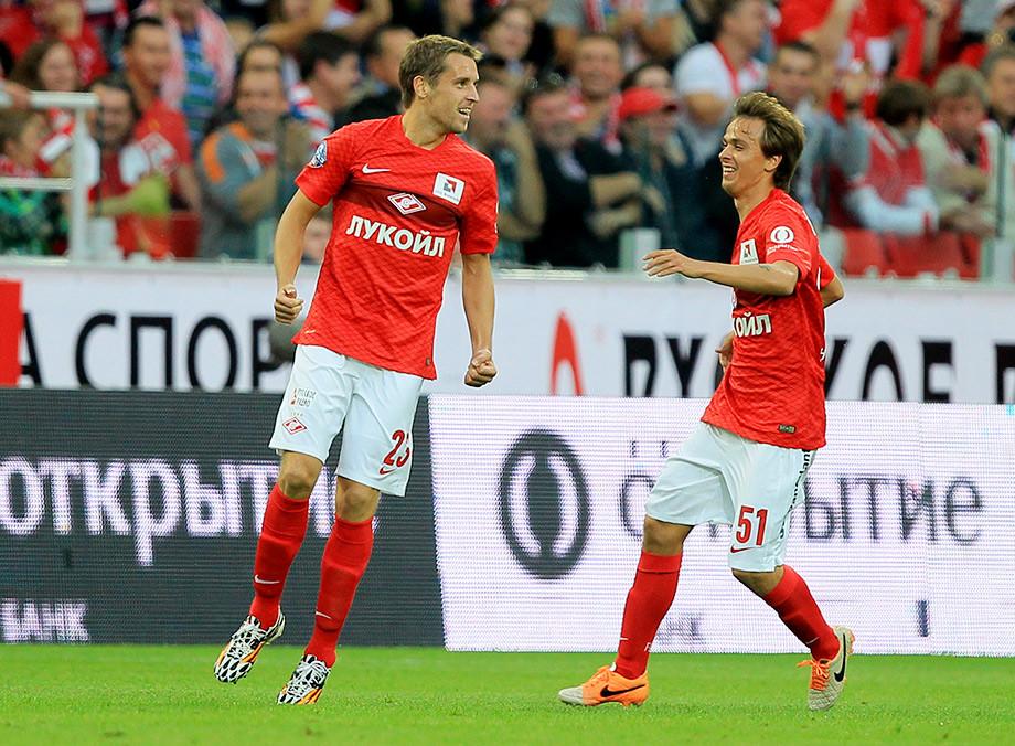 Забил в первом матче за «Спартак» и пропал. Где теперь Дмитрий Каюмов