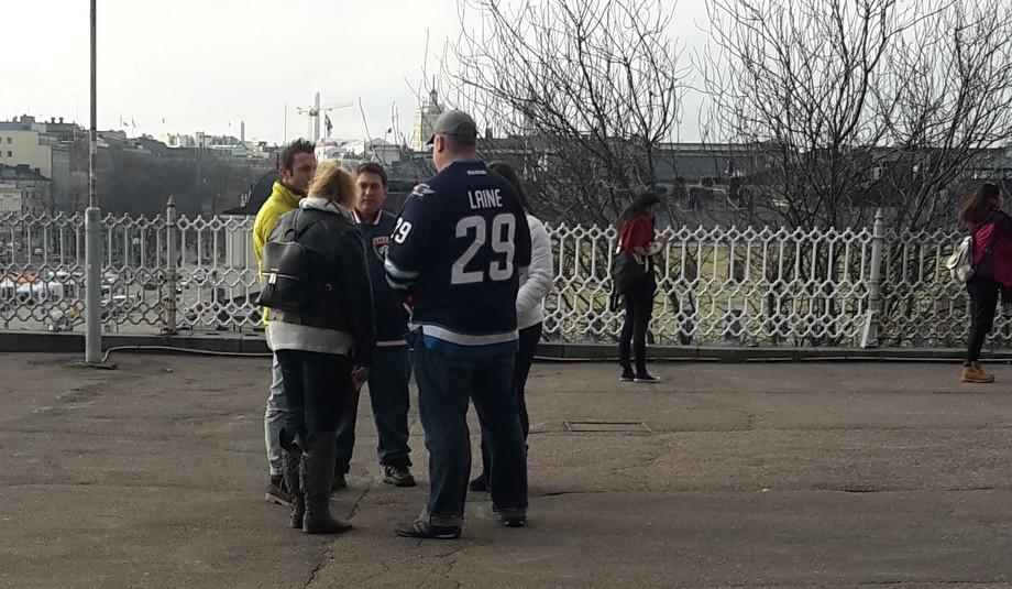 НХЛ в Хельсинки – это стоит видеть. Теперь такой матч может пройти в России
