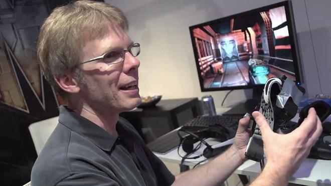 Джон Кармак — один из основателей id Software, ведущий разработчик Wolfenstein 3D, Doom и Quake.