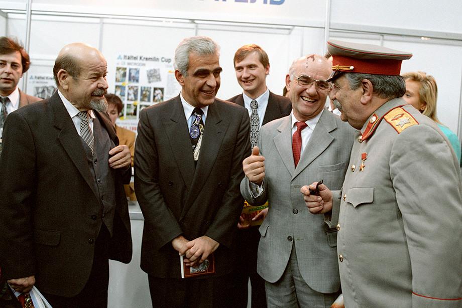 Кубок Кремля, рождение и становление турнира накануне развала СССР: тайны, легенды, мифы