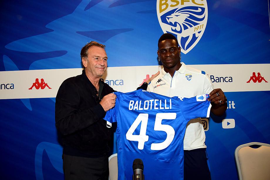 Балотелли вернулся в Италию и похоронил свою карьеру. Теперь он никому не нужен