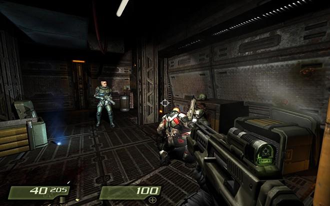 Про Quake IV разработчики вспоминать не любят, ведь игра не оправдала ожиданий игроков