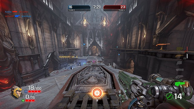 На Quake Champions возлагаются большие надежды