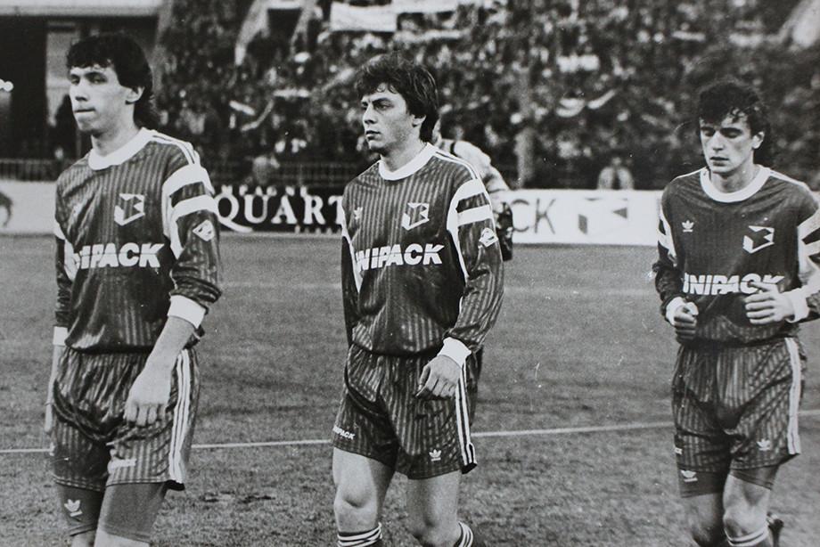 Незабываемый «Спартак» конца 1980-х — начала 90-х: Мостовой, Шмаров, Шалимов