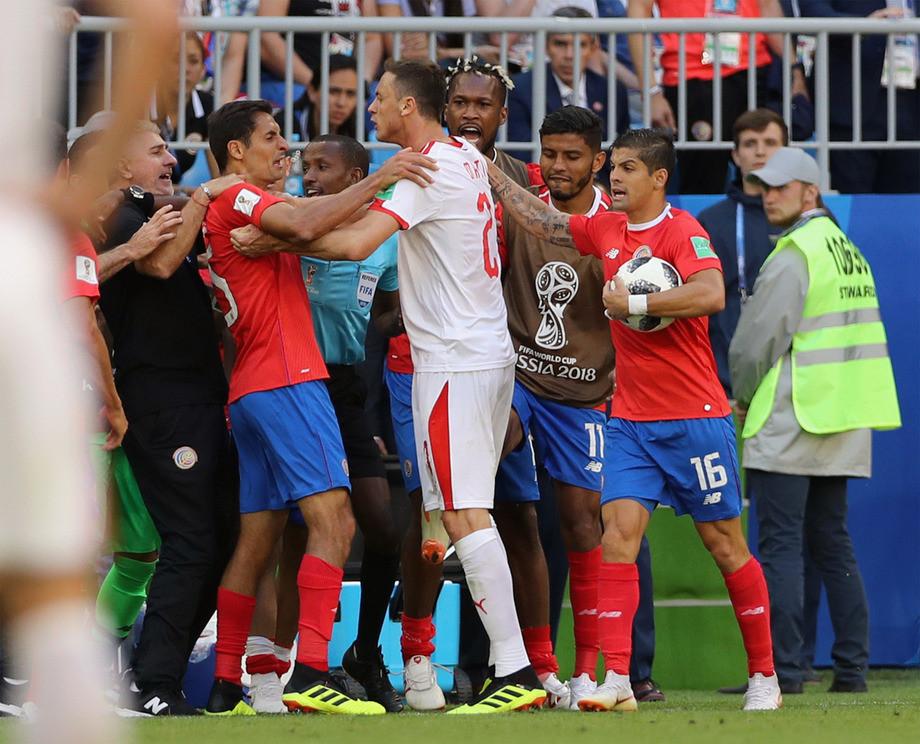 Как мексиканцы сокрушили чемпионов мира – в лучших фото дня