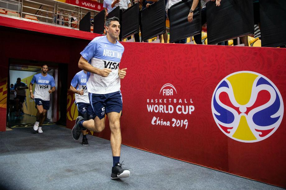 Чемпионат мира по баскетболу-2019, форвард сборной Аргентины Луис Скола