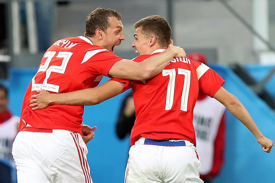 Клиенты bwin получили удвоенные выигрыши за пари на счёт в матче Россия — Египет