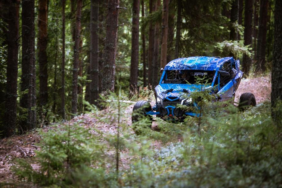 Третий этап Can-Am X Race состоится в Челябинской области
