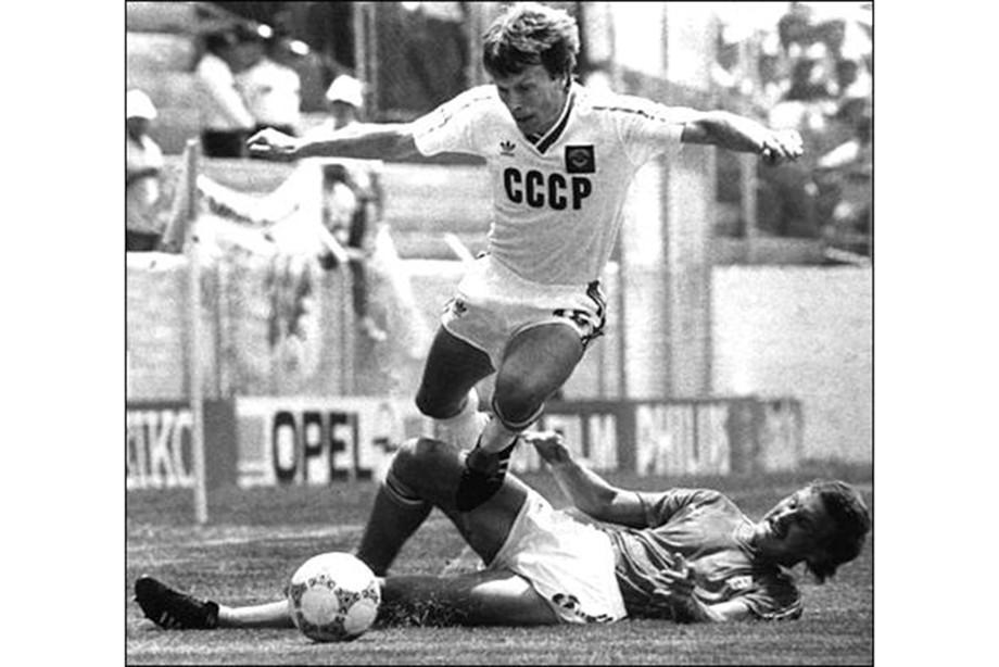 СССР – Венгрия – 6:0, ЧМ-1986, видео голов. Сборная СССР смяла соперника