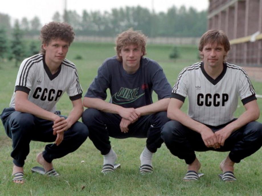 Юрий Савичев, Дмитирй Харин и Александр Бородюк