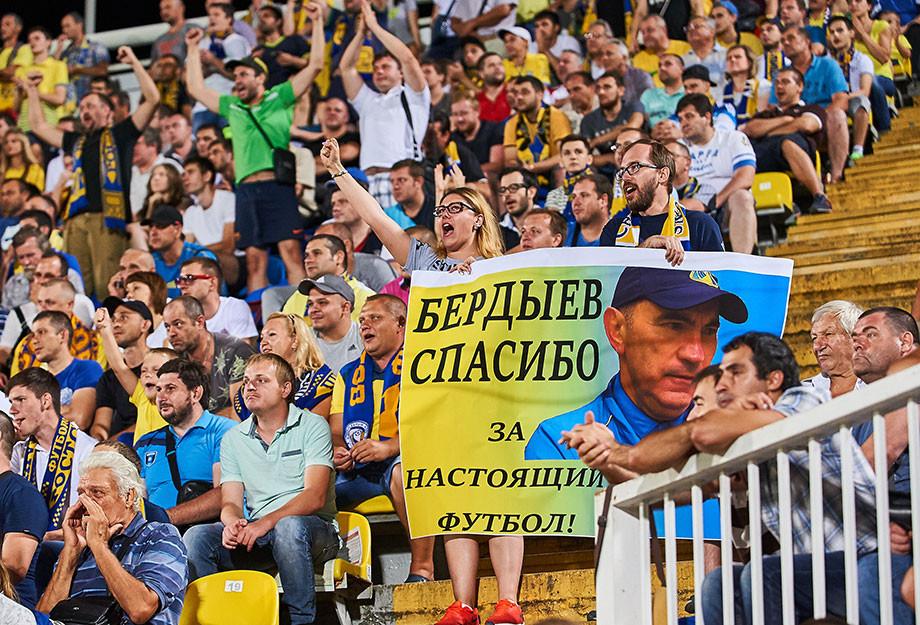Обыграли «Баварию», Бердыев кричал: «Мужики!» Где сейчас лучший «Ростов» в истории