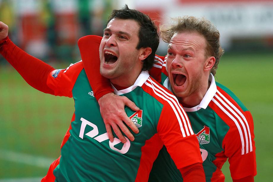 «Локомотив» – «Динамо» – 4:2 (2014/2015)