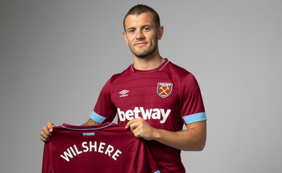 Уилшир согласовал с«Вест Хэмом» 3-х летний договор