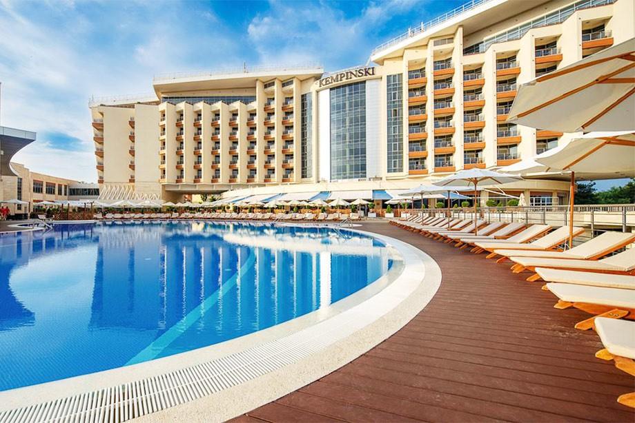 Швеция – Геленджик. Kempinski Grand Hotel Gelendzhik