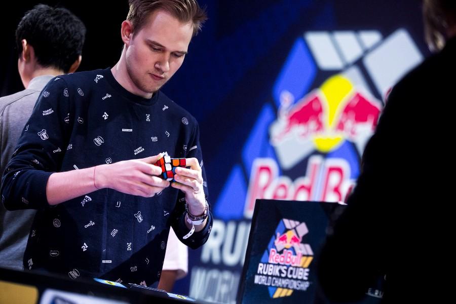 В Москве прошёл национальный российский отбор на ЧМ Red Bull Rubik's Cube