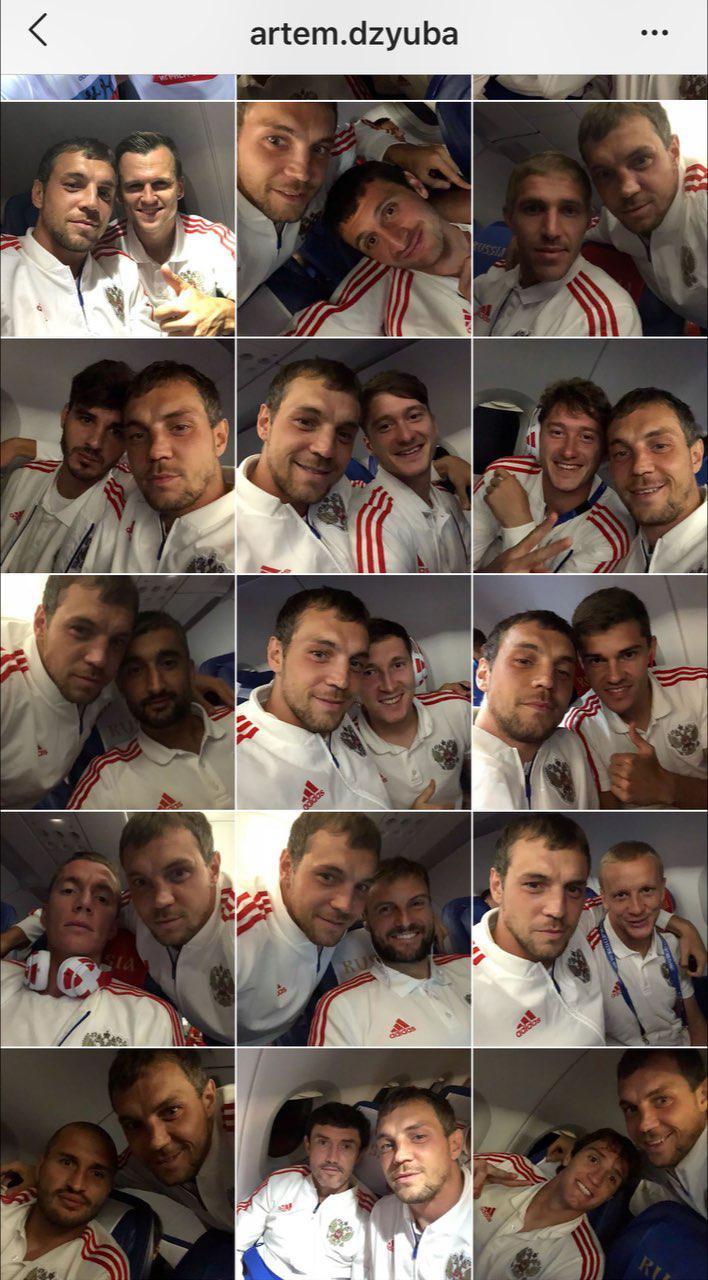10 лет дружбы, «месседж» Погба и Дзюба после матча с Хорватией