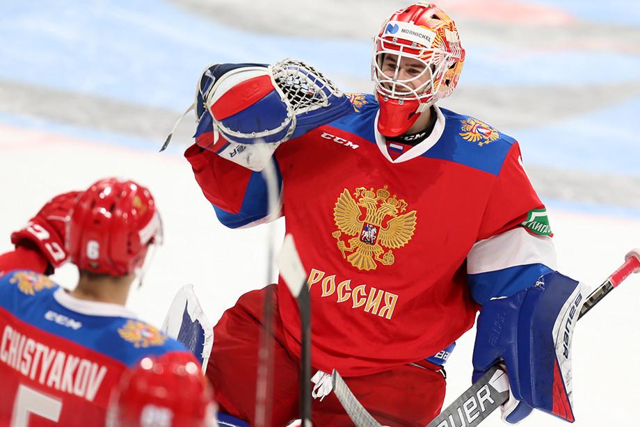 Российская команда на Карьяла как американская на Кубке мира. Только моложе и с титулом