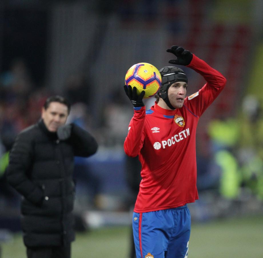 5 главных героев ЦСКА в 2018 году