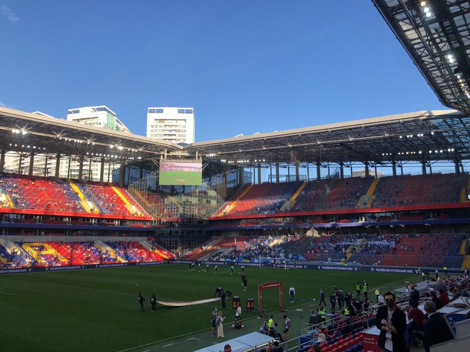 Есть первый гол сезона-2020/21 в России! Ну конечно, Дзюба, кто же ещё?! LIVE!