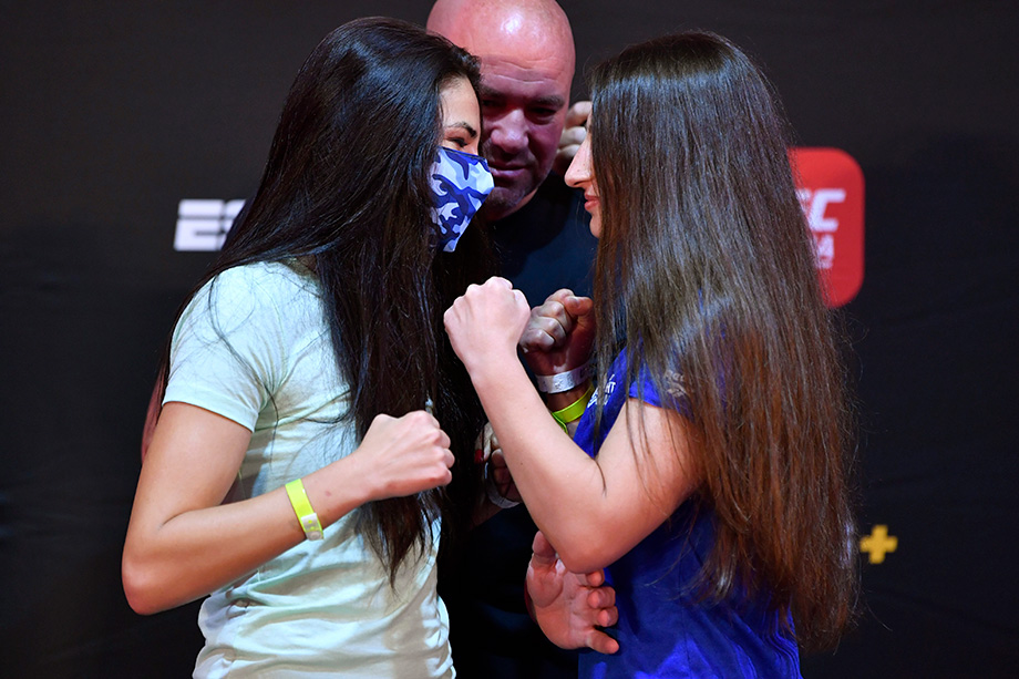 Лиана Джоджуа – Диана Белбите, превью боя россиянки на UFC on ESPN 13
