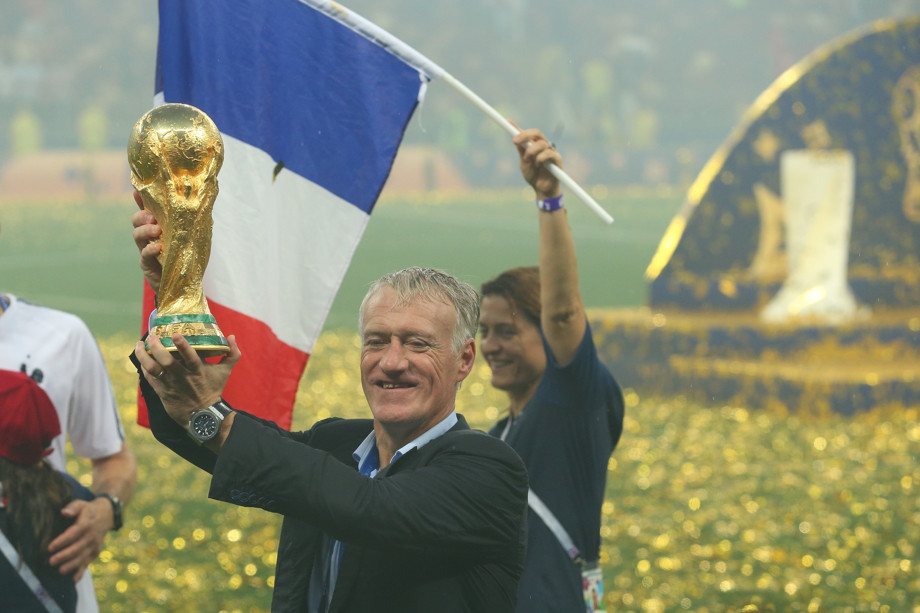 Самый скучный тренер в мире: приходит и выигрывает трофеи