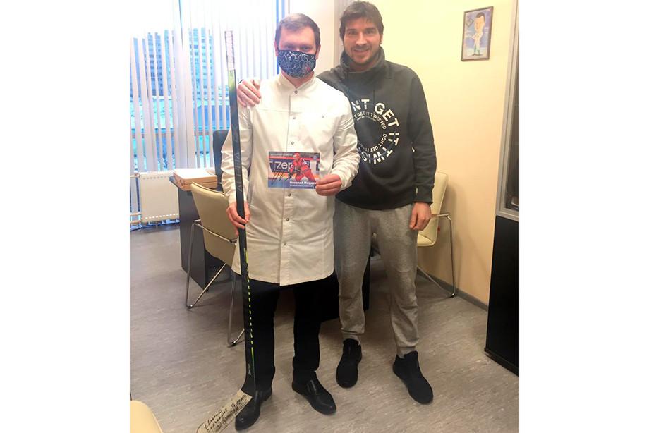 Интервью с Николаем Жердевым, как сейчас живёт чемпион мира и известный хоккеист