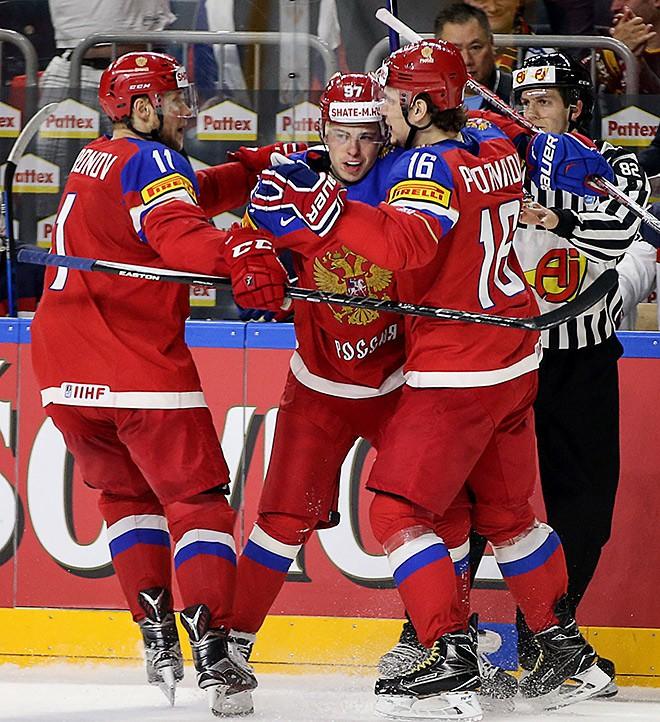 Сергей Андронов, Никита Гусев, Сергей Плотников