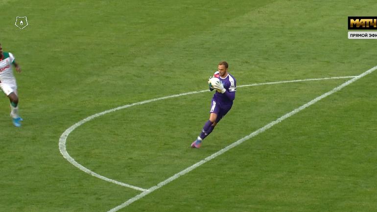 Виктор Кашшаи: нам показалось, что вратарь «Крыльев» сыграл в мяч за пределами штрафной