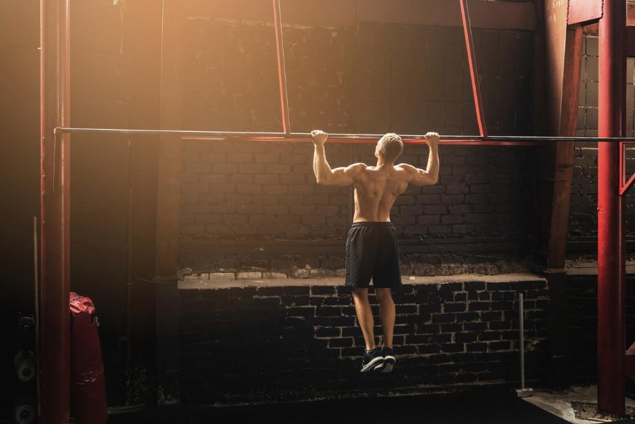 Как научиться подтягиваться за 30 дней? Инструкция для новичков от фитнес-блогера