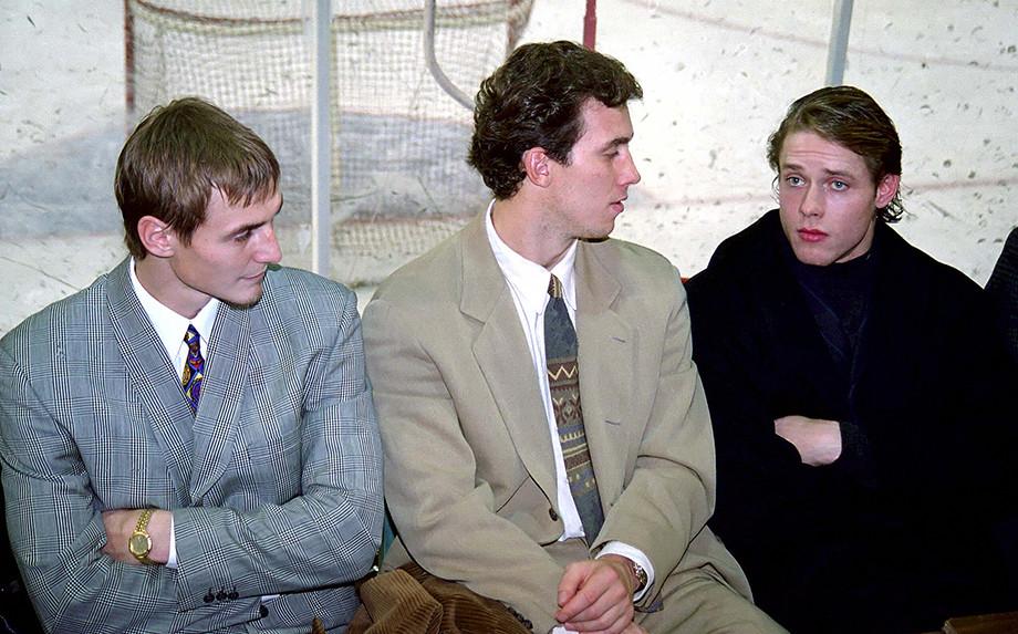 Рекорд Могильного продержался 26 лет! Каким был тогда хоккей в НХЛ