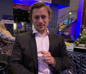 Перстень Владимира Тарасенко