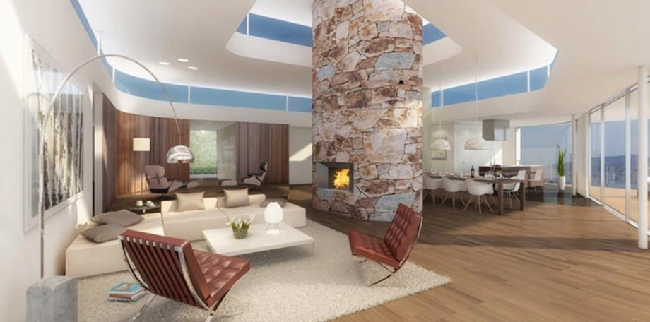 Как живёт Роджер Федерер и его семья в роскошном поместье за $ 9 млн на берегу озера в Швейцарии, фото-, видеоэкскурсия