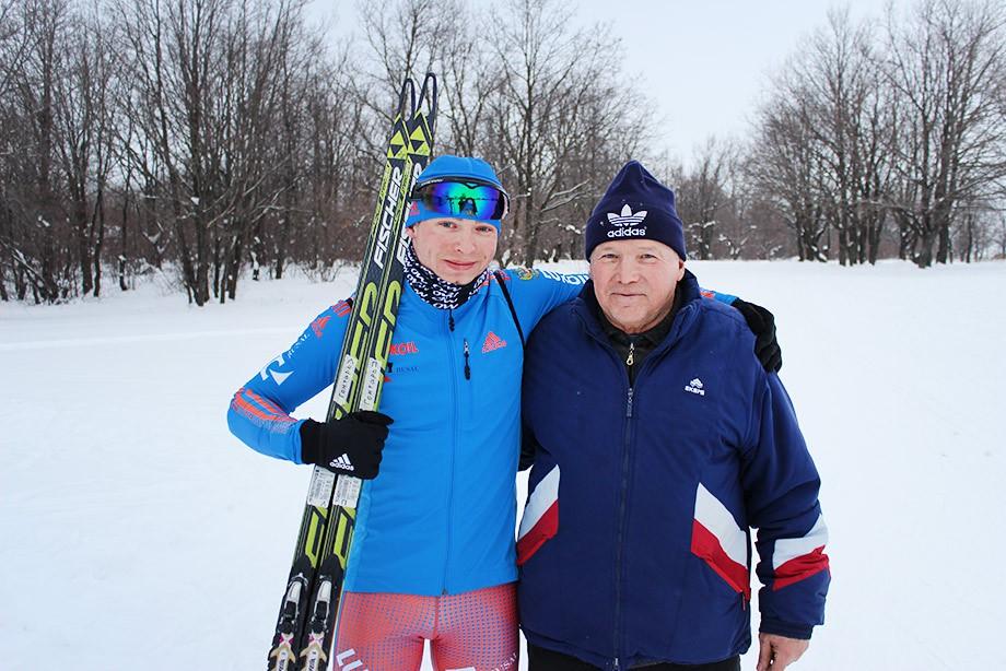 Валерий Гонтарь и Евгений Настюнин
