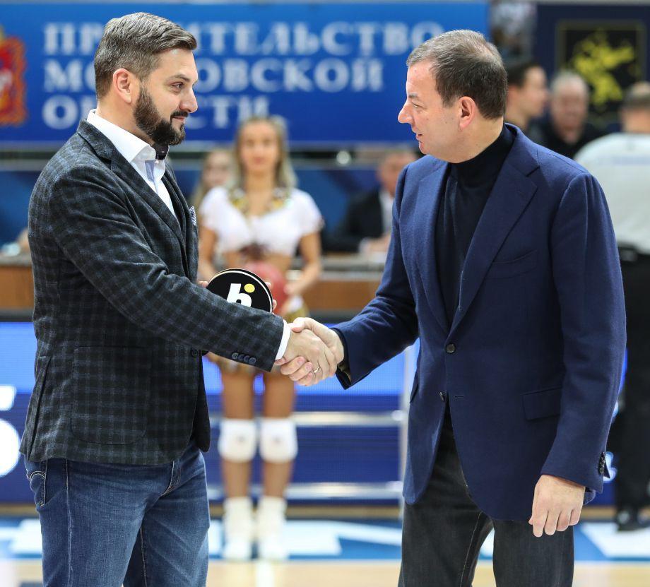 Дмитрий Сергеев и Сергей Кущенко
