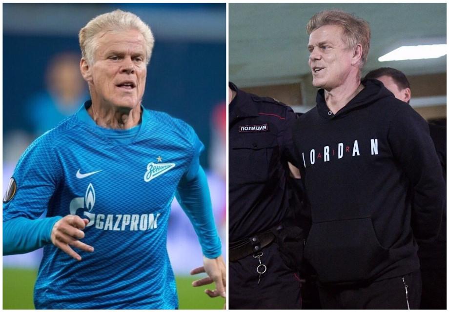 Две судьбы Александра Кокорина в старости