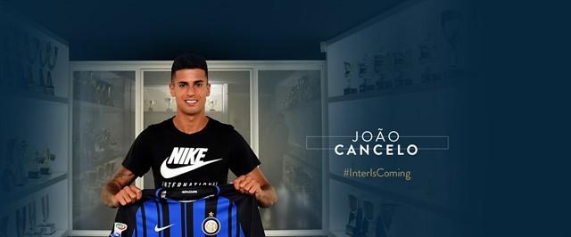 «Интер» объявил о переходе Канселу из «Валенсии»