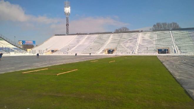 Комиссия РФС проинспектировала стадион в Самаре и примет решение 22 февраля