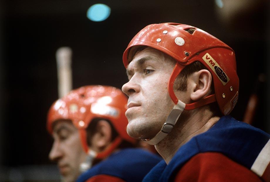 Как сложилась судьба игроков сборной СССР из Суперсерии-1972