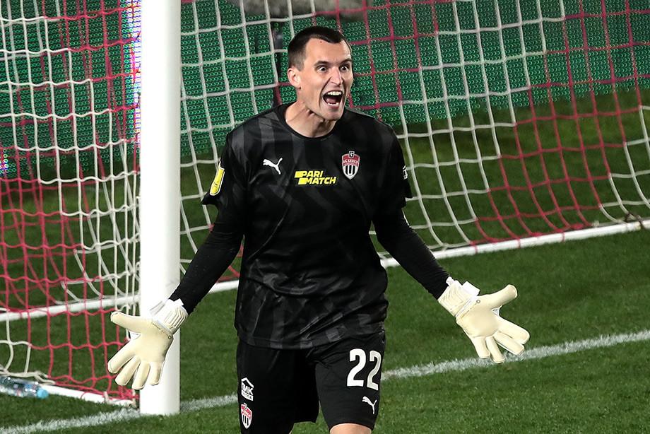 Зачем «Зениту» Джанаев? В ЦСКА отказались от вратаря из-за его спартаковского прошлого