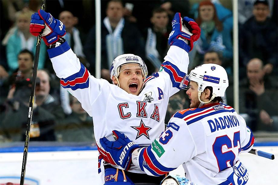 Вадим Шипачёв и Евгений Дадонов