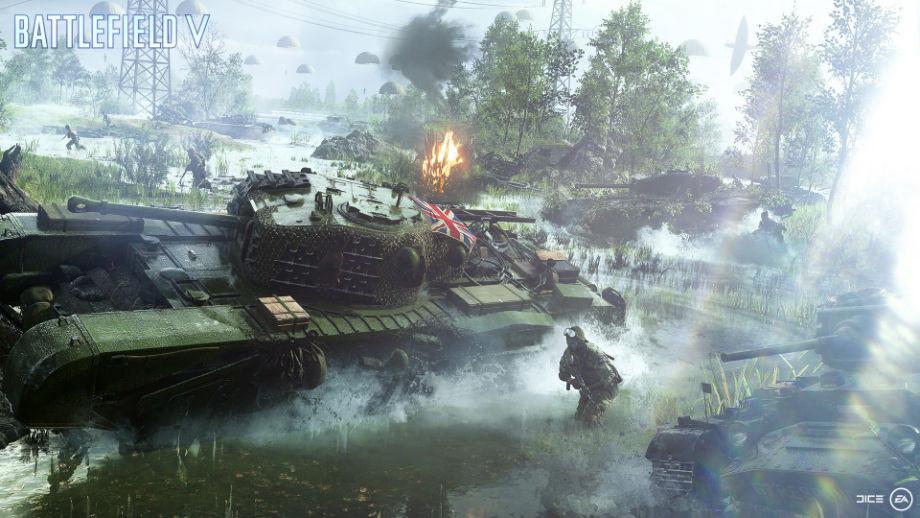 Battlefield 5: дата выхода, трейлер и главные детали