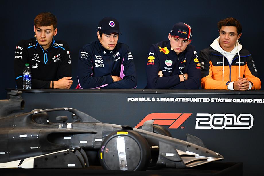 Макет шасси Формулы-1 сезона-2021