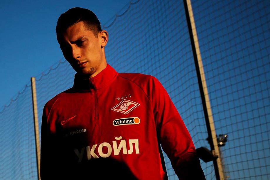 Интервью с защитником «Спартака» Кутеповым: о Тедеско, Маслове и возможном трансфере