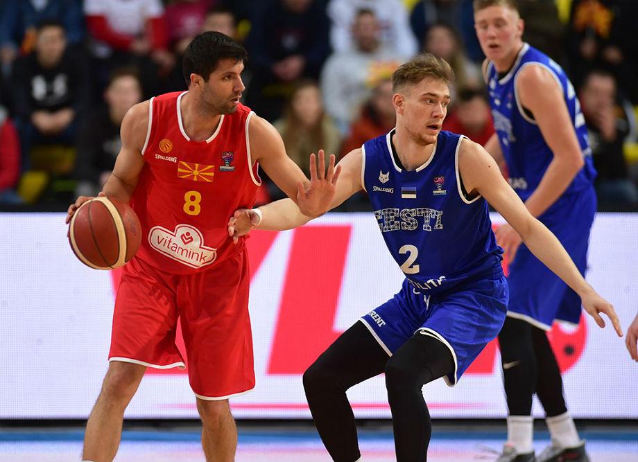 Чемпионат Европы по баскетболу-2021, Россия — Северная Македония, онлайн трансляция, фото