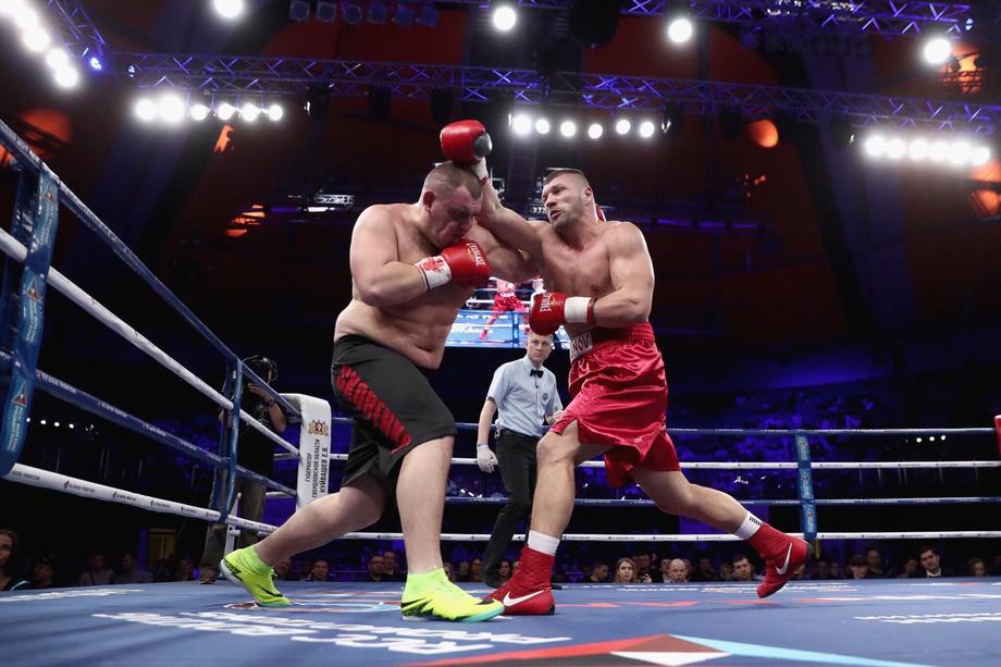 Бокс по-уральски. Как бьют в Екатеринбурге