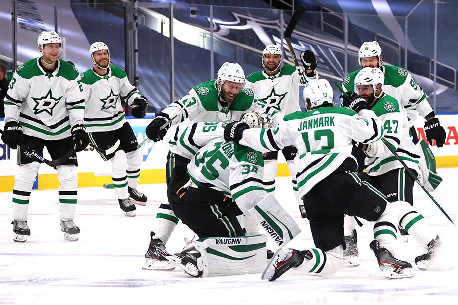 «Лентяй из лентяев». В России Худобина не ценили, а теперь этот мужик в финале НХЛ!