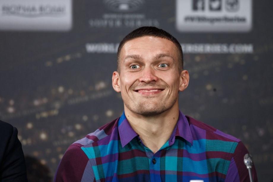 Усик: не беспокоит, что придётся боксировать в Москве, это нормальная тема