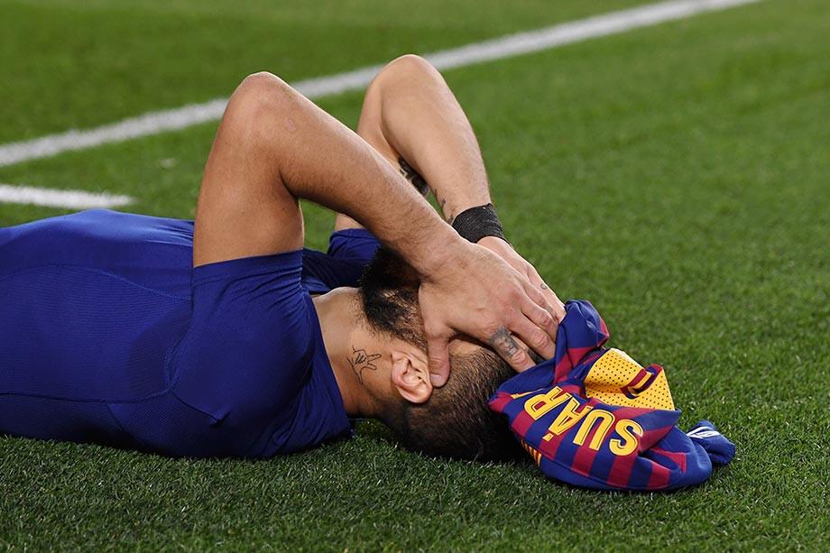 Суареса выдавливают из «Барселоны»! Куману плевать на авторитет и заслуги звезды