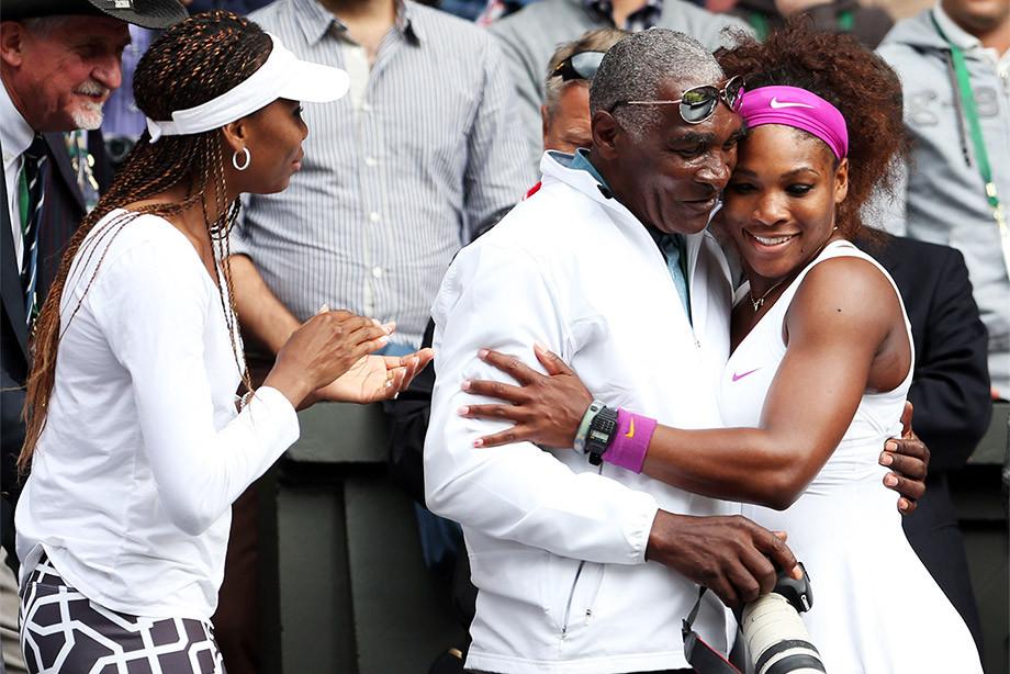 Семейные тайны Серены и Винус Уильямс: что хотели бы скрыть о своём отце знаменитые теннисные сёстры
