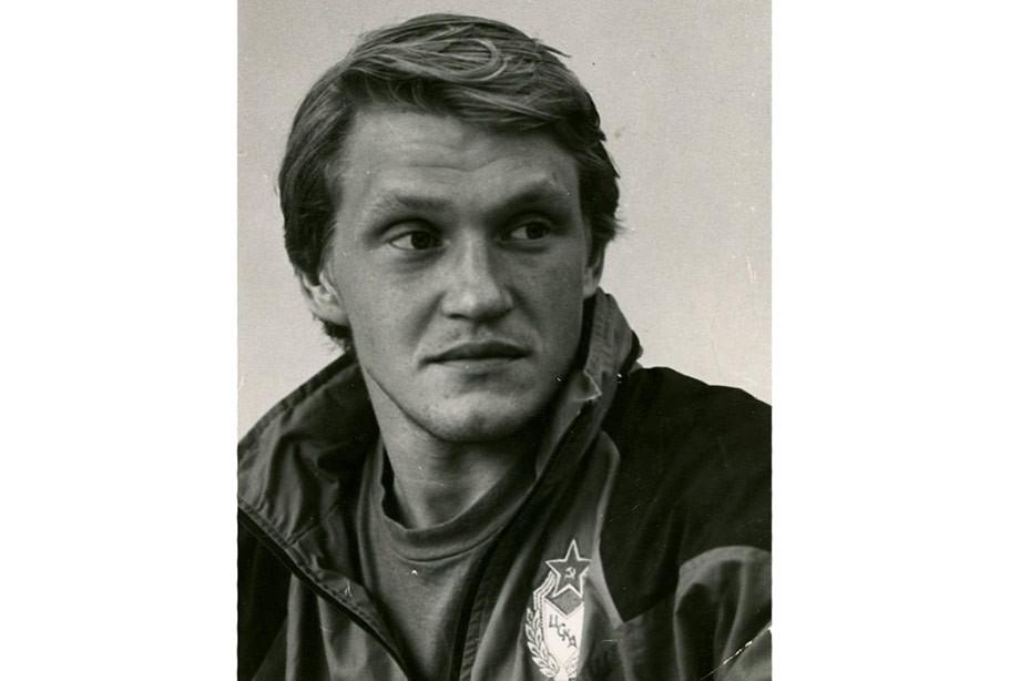 Валерий Брошин
